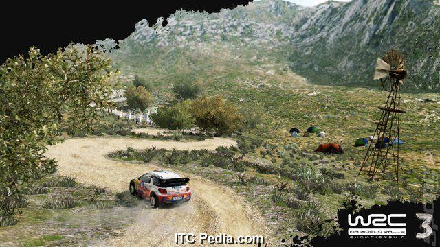 WRC 3: FIA World Rally Championship 2012 PS3 - ProCiSiON