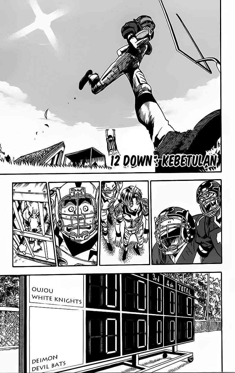 Komik eyeshield 21 012 - keberuntungan 13 Indonesia eyeshield 21 012 - keberuntungan Terbaru 1|Baca Manga Komik Indonesia|
