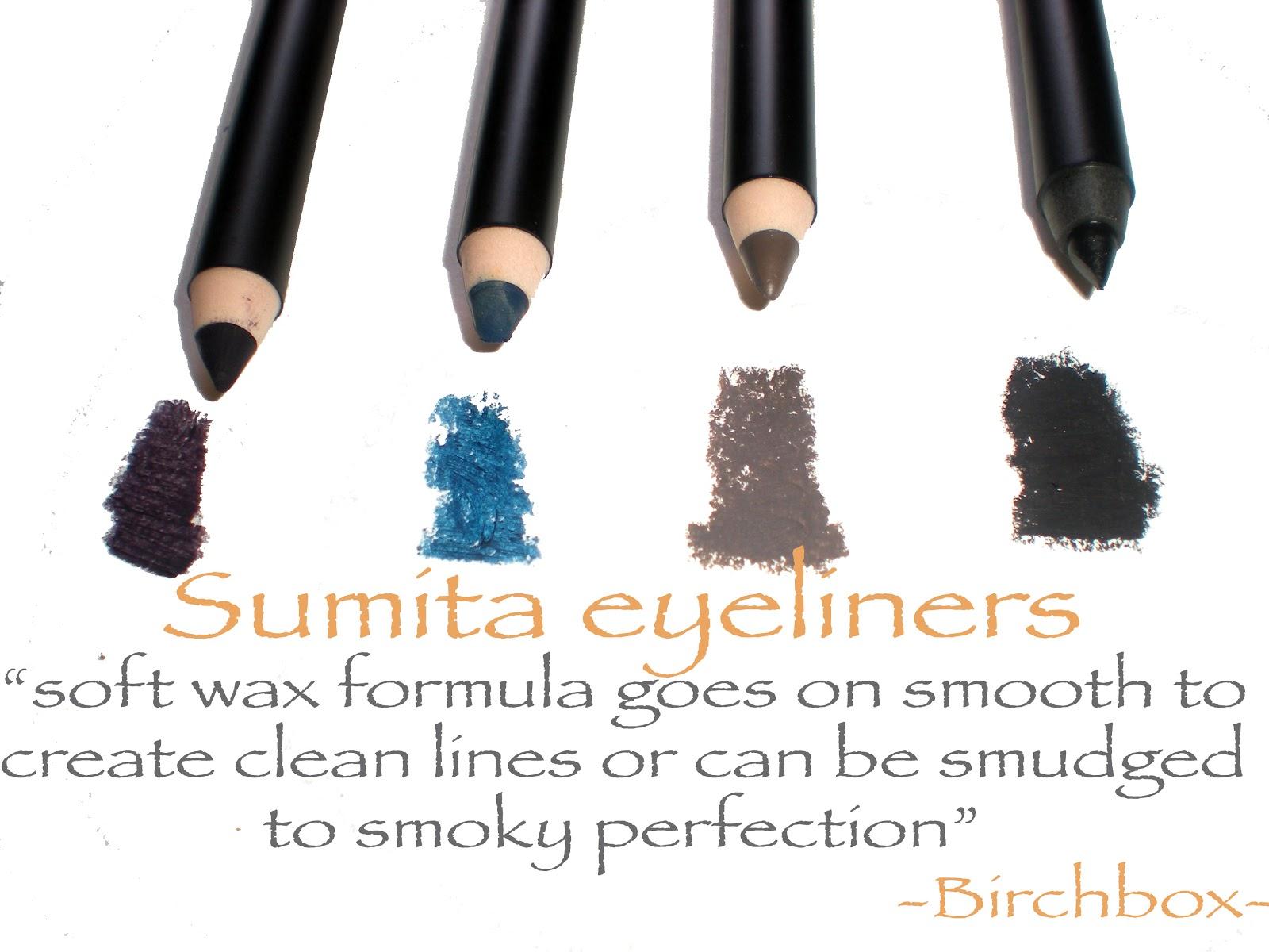 Sumitas Contrast Eyeliners Beauty By Lee