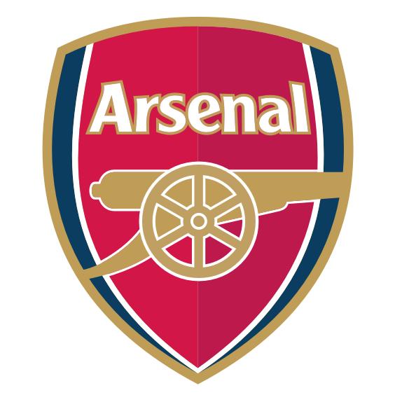 Logo Vector Klub Sepakbola Arsenal