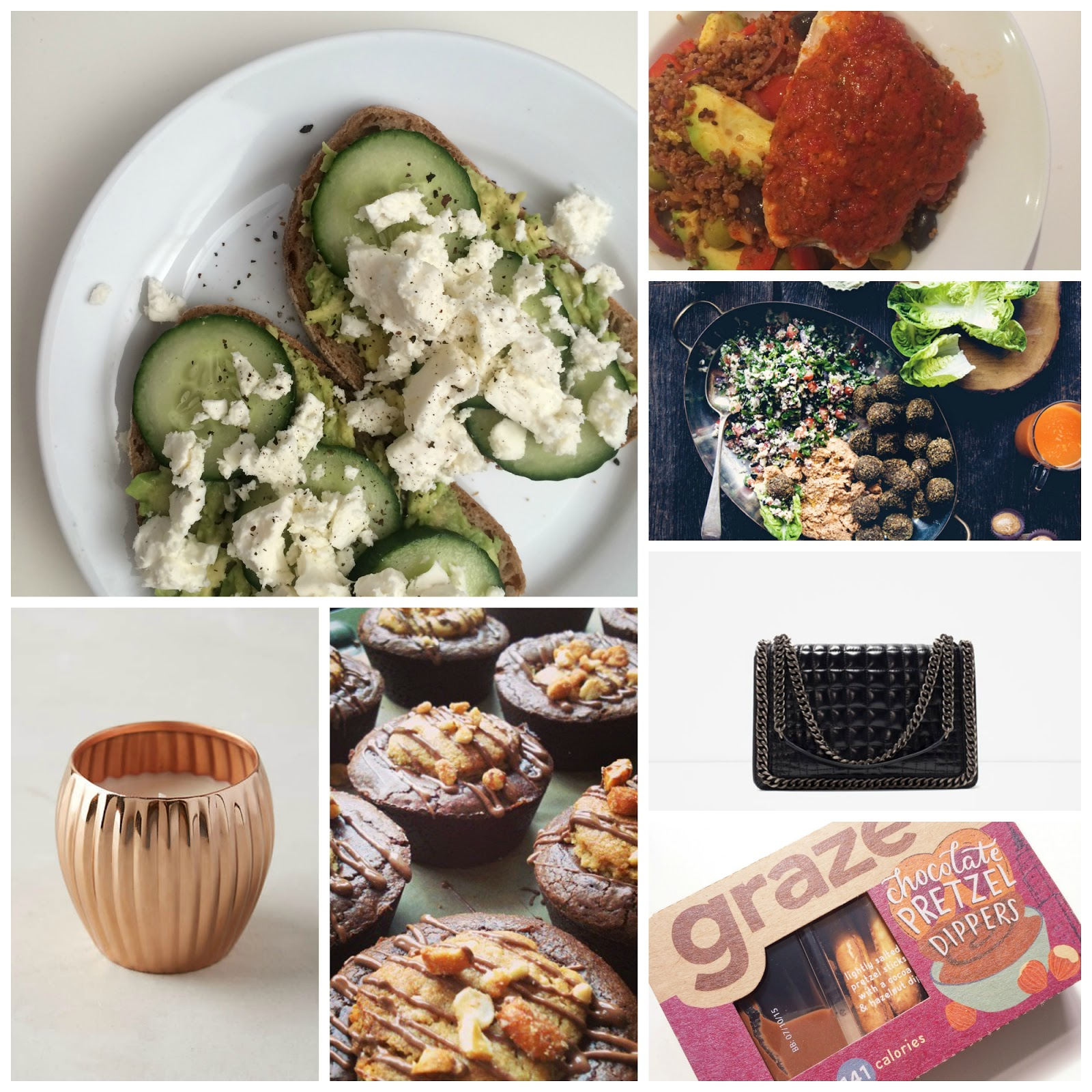 She's So Lucy Weekly Loves #7 Tanya's Cafe Healthy Weekly Eats What I Ate Zara Croc and Chain City Bag