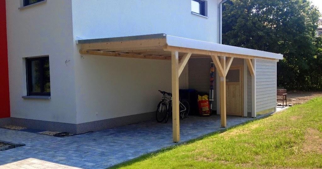 hum 39 s baublog das carport ist fertig. Black Bedroom Furniture Sets. Home Design Ideas