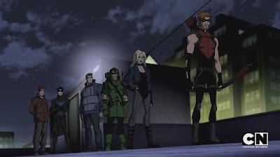 Wally West (Kid Flash) em Justiça Jovem
