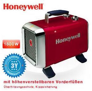 Keramik-Heizlüfter Honeywell HZ-510E bei iBood für 40,90 Euro inklusive Versandkosten