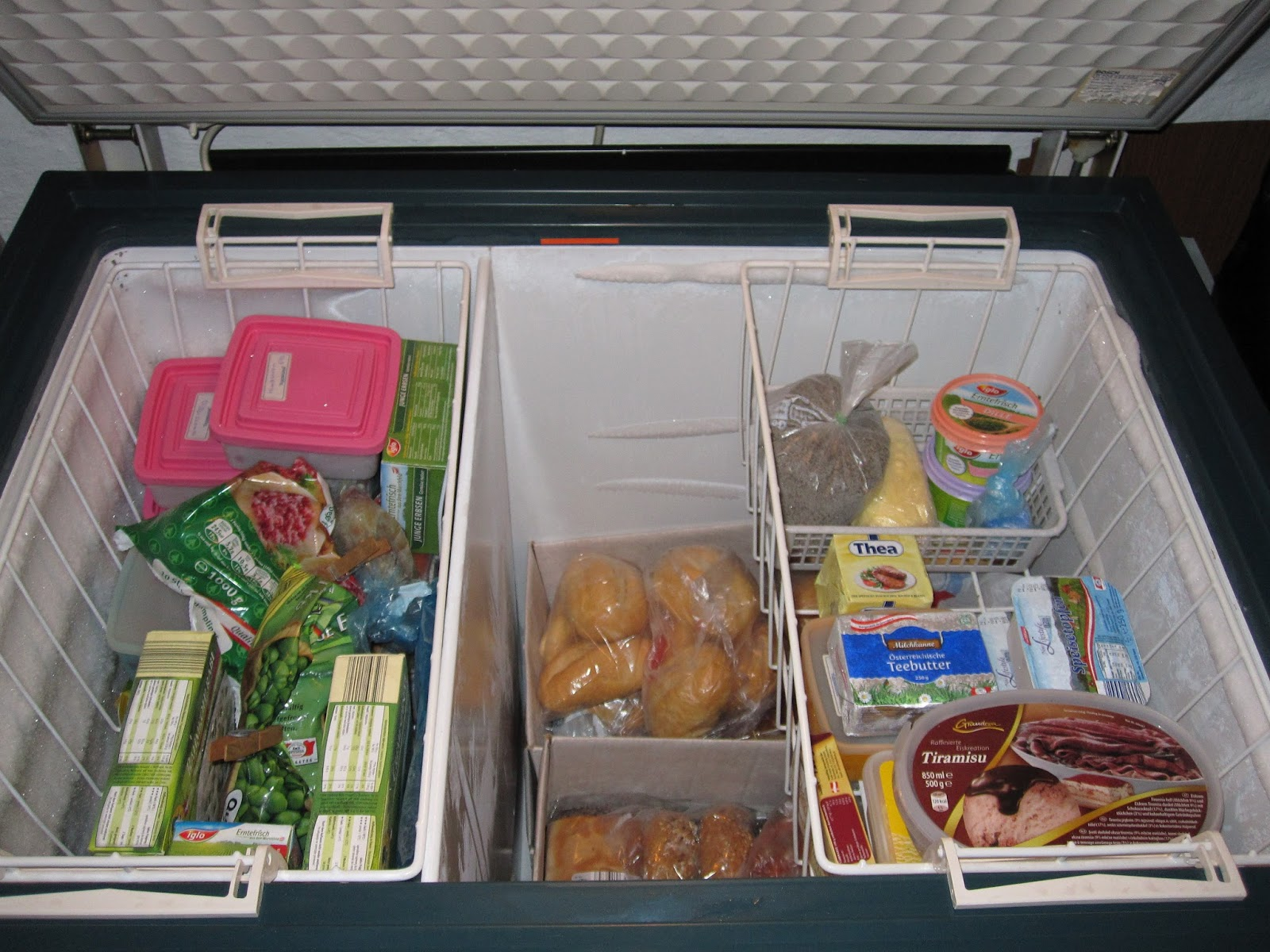 Keep Your Chest Freezer Organized With These Tips