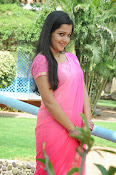 Samskruthi photo shoot in saree-thumbnail-10