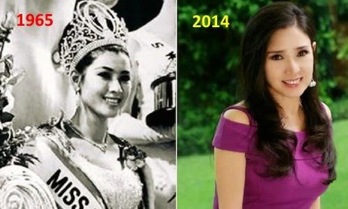 Bekas Ratu Cantik Thailand Masih Cun Pada Umur 67 Tahun