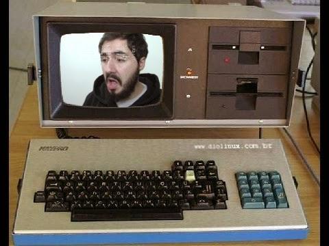 Computadores antigos e fracos com Linux