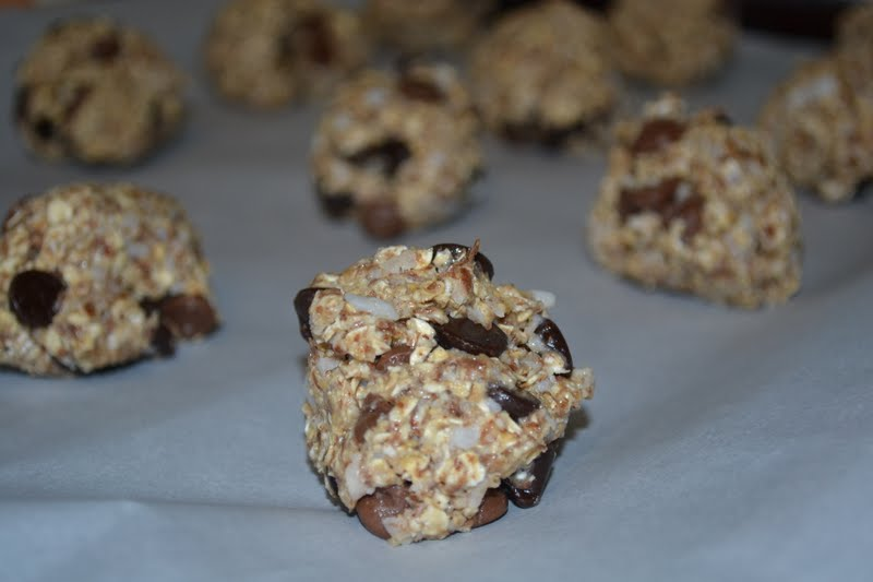 Nikki's Healthy Cookies Recipe