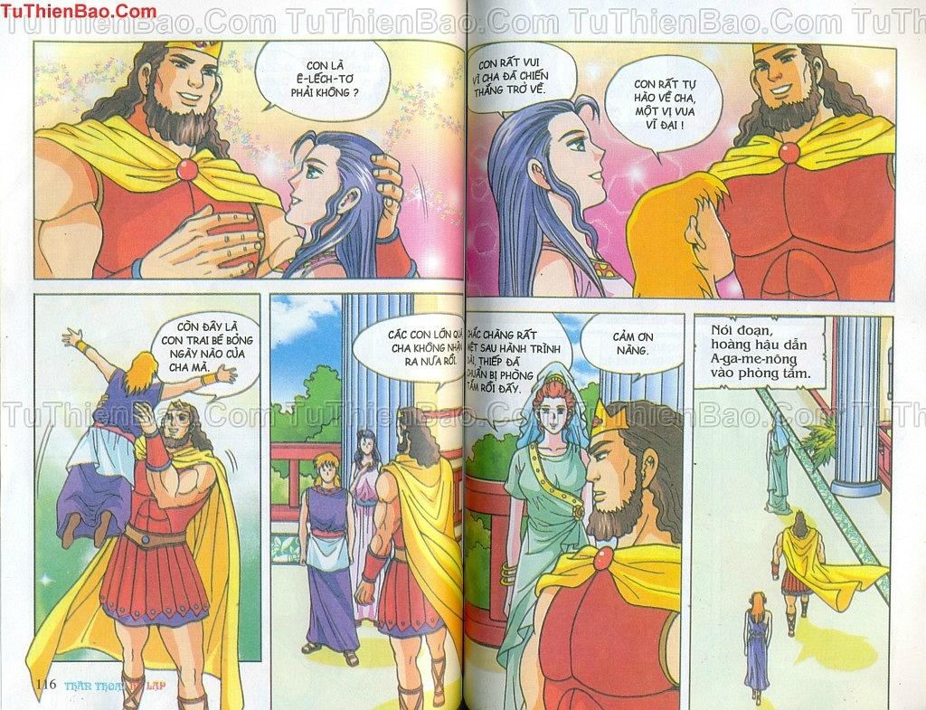 Thần thoại Hy Lạp Chapter 14 - Trang 57