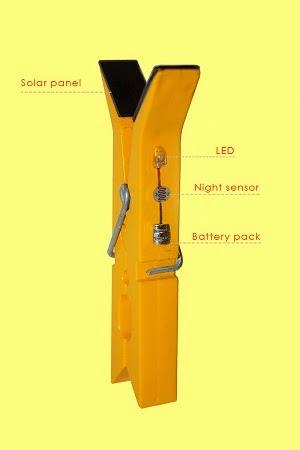 Pinzas para Ropa Solares, Iluminacion Nocturna