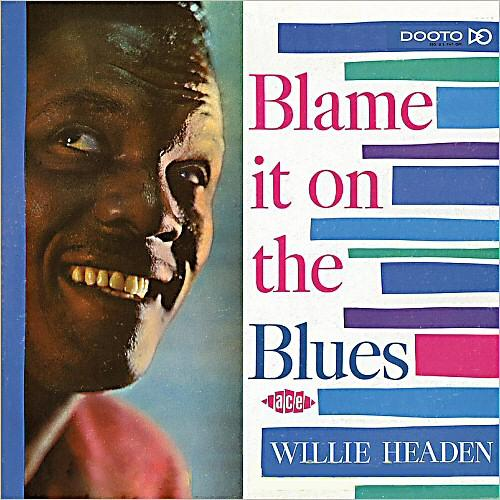 Willie Headen - Let Me Cry - The Skinny Woman Story