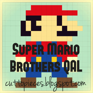 Super Mario QAL button