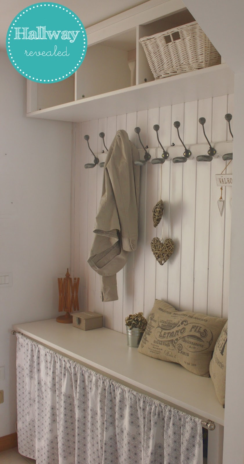 Ma maison au naturel organiser son hall d 39 entr e - Photo hall d entree maison ...