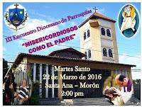 CAMINO AL III ENCUENTRO DIOCESANO DE PARROQUIAS
