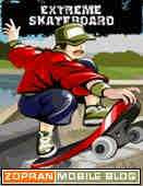 extreme skateboard java games
