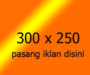 pasang iklan