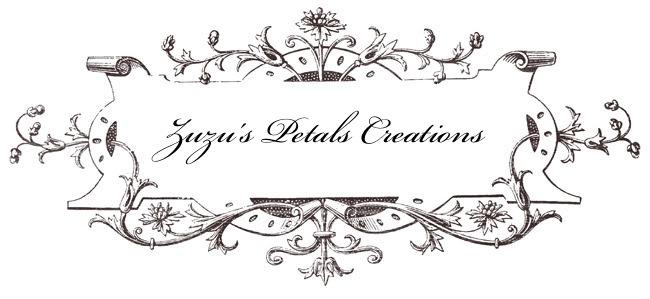 ZuZu's Petals Creations