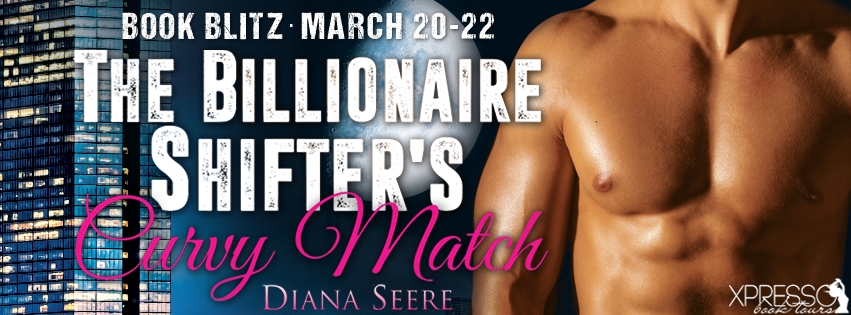 The Billionaire Shifter's Curvy Match Book Blitz