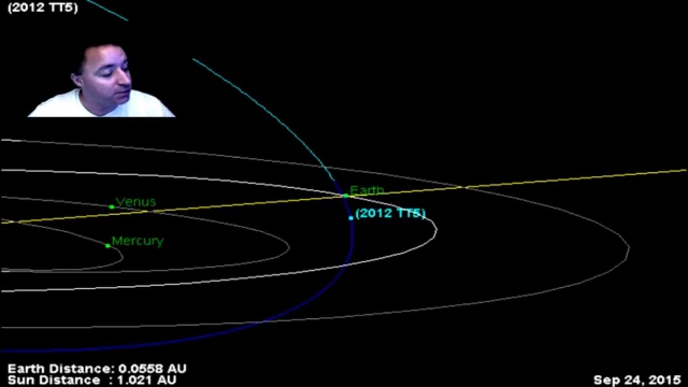 tt5 asteroid