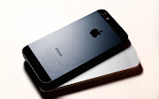 iphone 5 concept black front