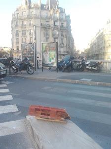 PARIS  DECHETS