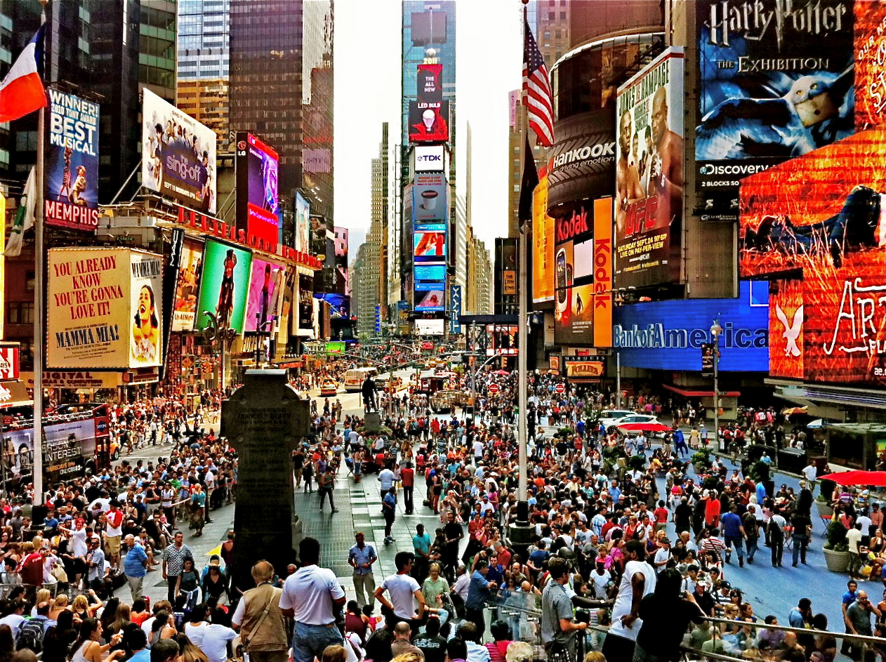 New york city tourism travel for Main attractions in new york city