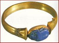 Ancient Egyptian bracelets