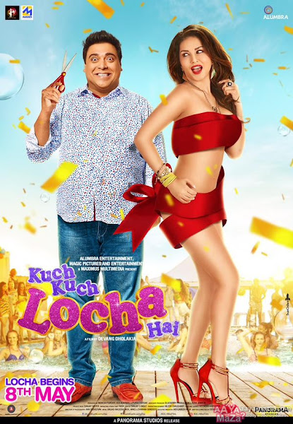 Poster of Kuch Kuch Locha Hai 2015 HDRip Hindi