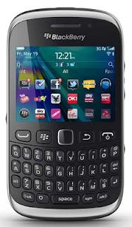 Harga Blackberry Curve - BB Davis 9320
