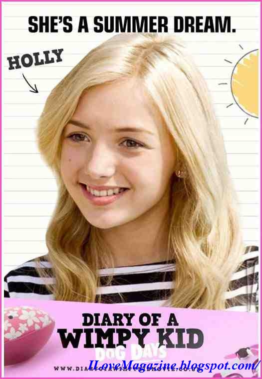 Peyton List Excited For 'Diary Of A Wimpy Kid Dog Days