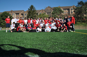 Parents Weekend Alumni Scrimmage
