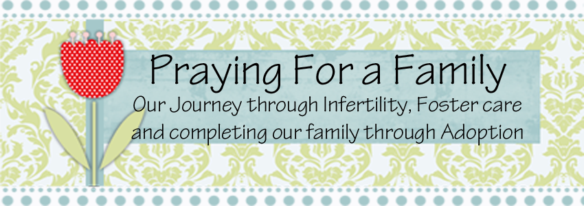 Praying For a Family