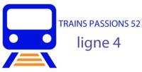 TRAINS PASSIONS 52 ligne 4