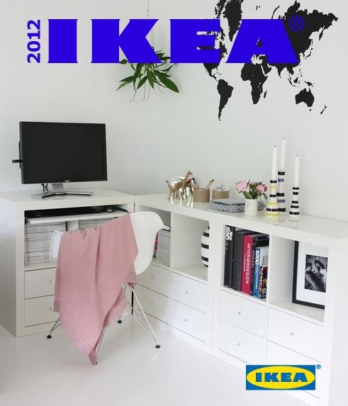 Ikea hack estanter a expedit 2x2 como mesa de ordenador for Mesas de ordenador ikea