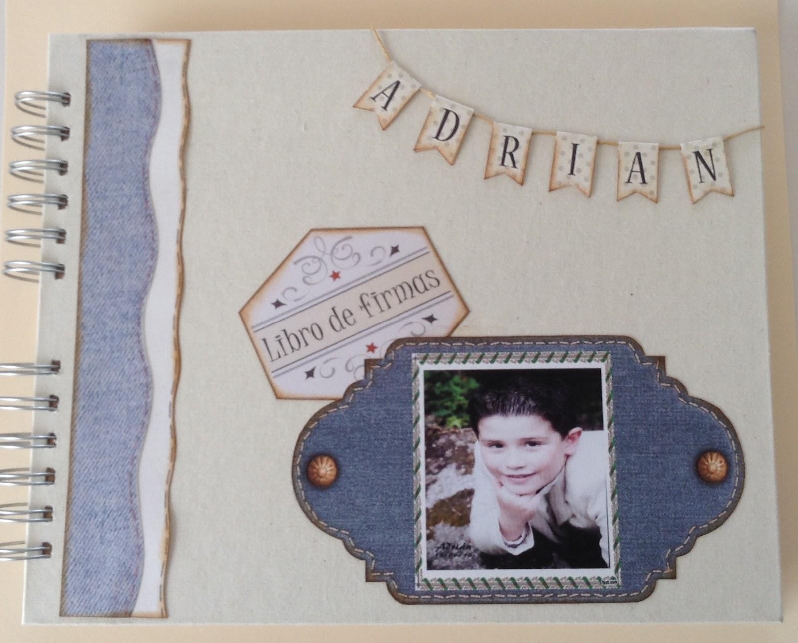 Album de firmas y fotos para boda 35