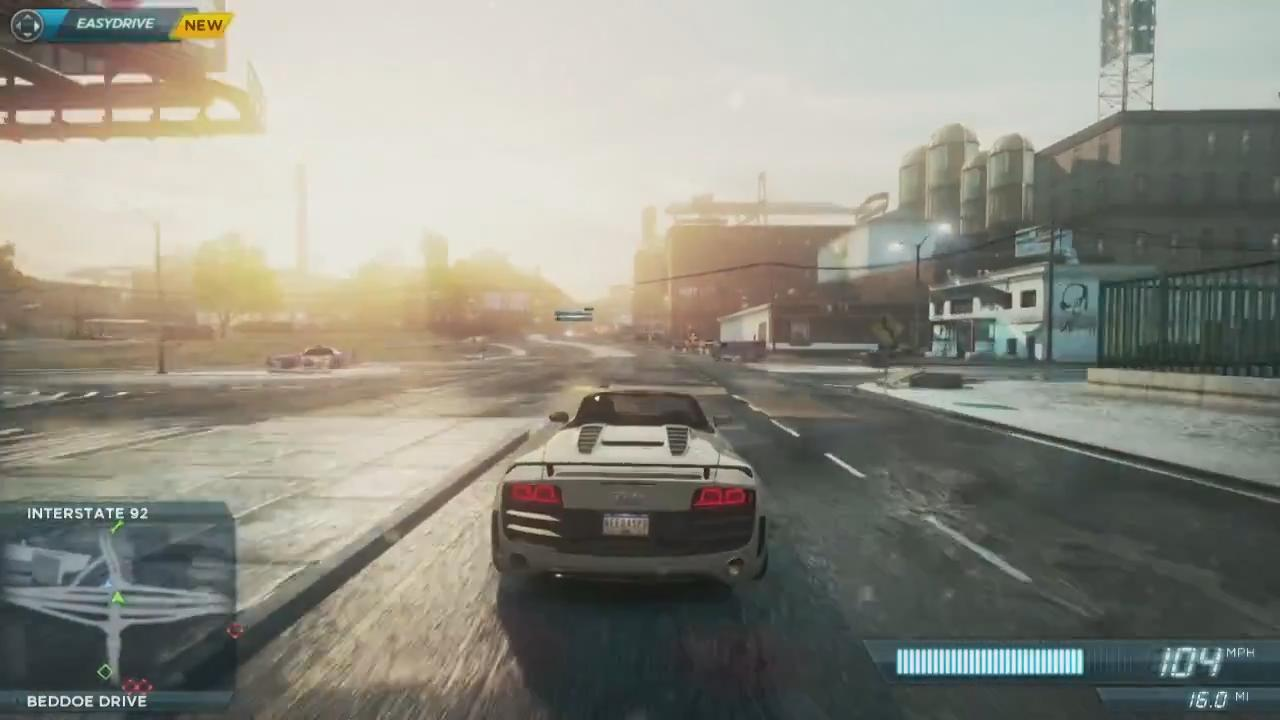 Download Game Need For Speed Most Wanted 2012 For PC 100% Working