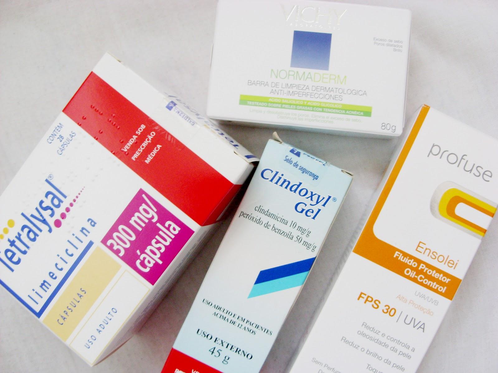 BLOG DA JUJU : Evolução do meu tratamento contra acne