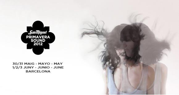 Disfruta en streaming del San Miguel Primavera Sound 2012