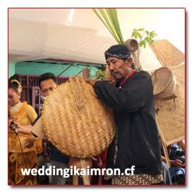 BEGALAN pada Resepsi Pernikahan IKA & IMRON 5 Oktober 2014 - Foto oleh KLIKMG Fotografer Jakarta