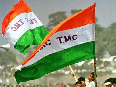 Trinamool congress TMC flag