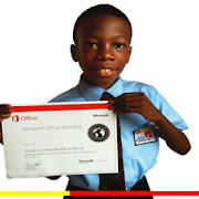 9-YEAR-OLD NIGERIAN BECOMES YOUNGEST MICROSOFT CERTIFIED PROFESSIONAL