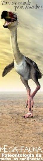 MegaFauna Web - Paleontologia de todos los continentes.
