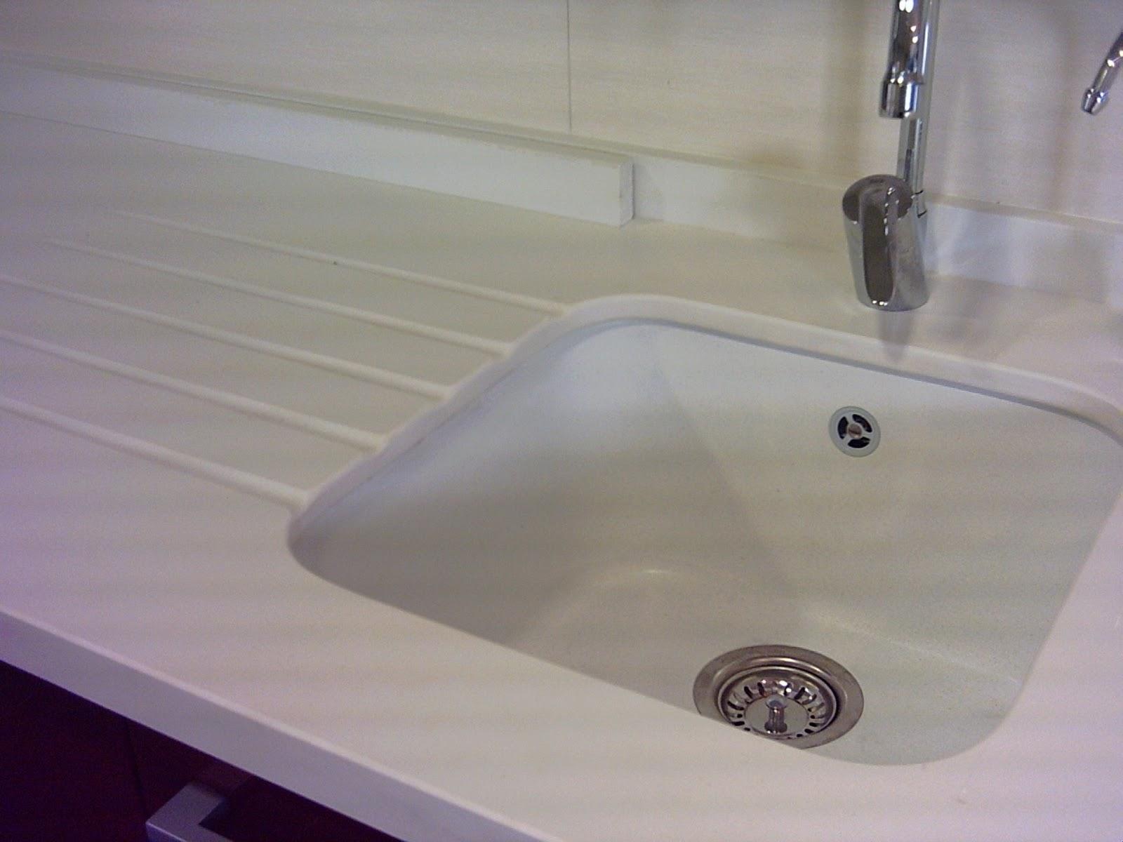 encimera con lavabo encastrado fregaderos bajo encimera cmodos y elegantes cocinas con estilo