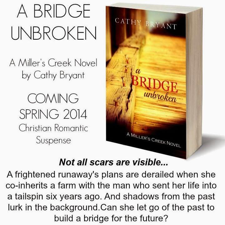 http://www.catbryant.com/millers-creek-novels/a-bridge-unbroken/