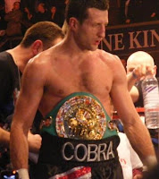 Carl Froch eyeing victory against Andre Ward