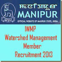 Watershed Management Recruitment 2013