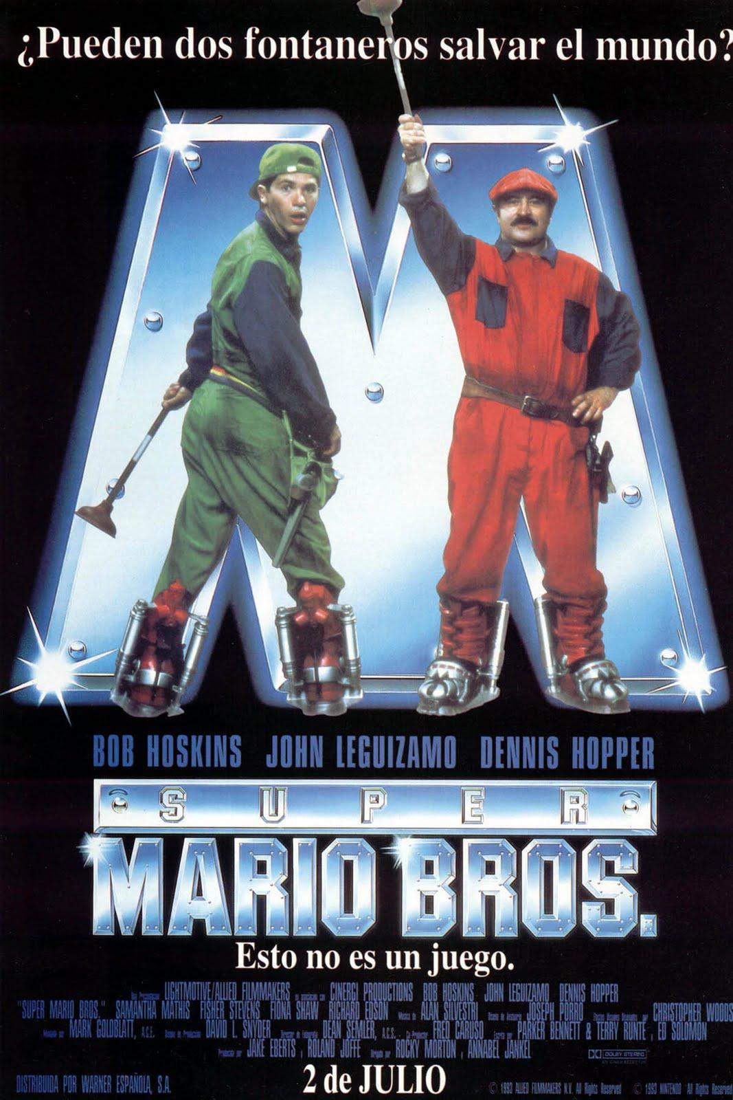 Super Mario Bros: La película