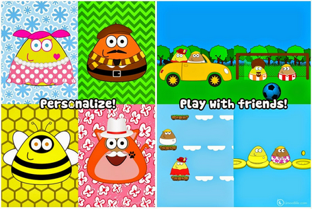 download, game pou terbaru, android
