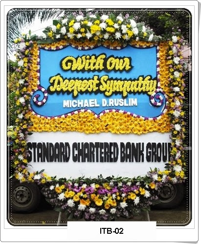 Karangan Bunga Duka Cita Tangerang